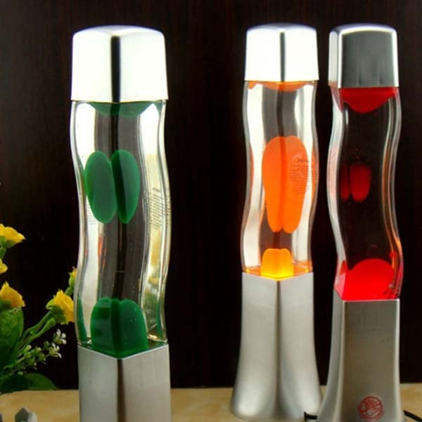 Groovy Lava Lamp Groovy Curvy Motion Lamp Magma Lamp